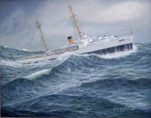 U. S. Coast Guard Cutter Ingham