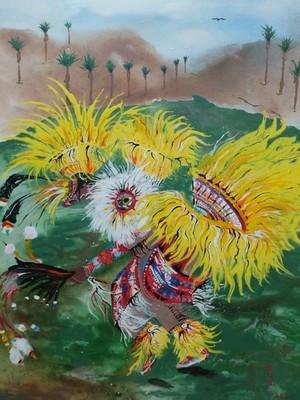 Spoon Paintings