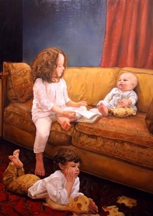 Untitled (Myron's Grandchildren