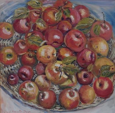 Still Life Apples