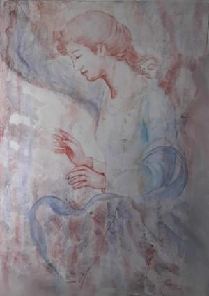 LOVE (pintura feita em 1992)