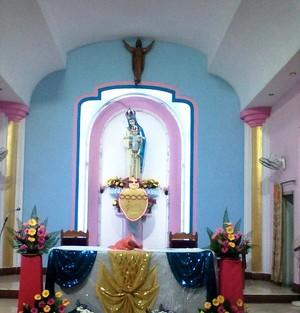 Gunadhala church in vijayawada(india)