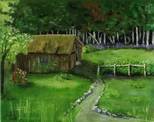 Hidden View of Wherewell Village 1/2