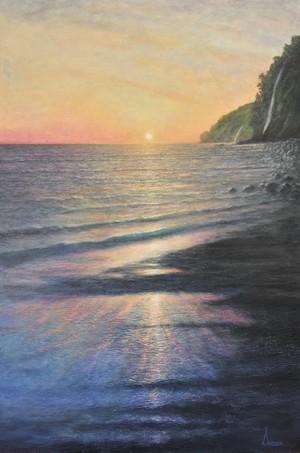 Waipio Valley Sunrise Final