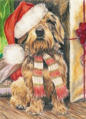 Santa's Little Yelper