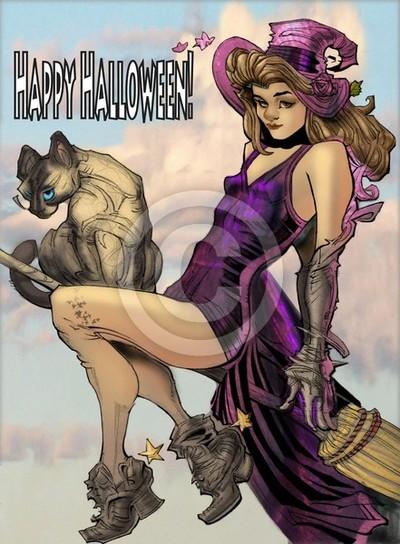 Happy Halloween Sam