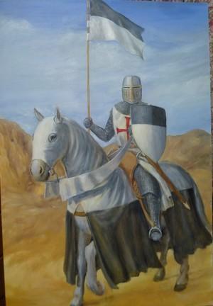 Templar Standard Bearer 2019