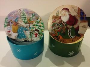 Santa Boxes