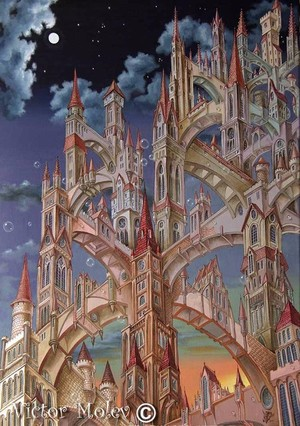 City of Wandering Towers