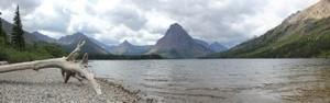 Two Medicine Lake, Glacier National Park