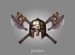 Skull Splitter Dice