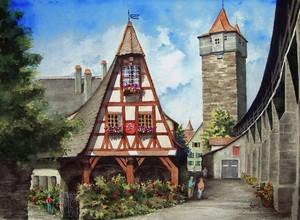 Rothenburg Memories