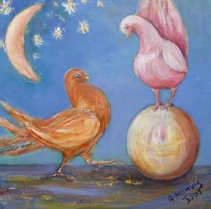 Efteling doves