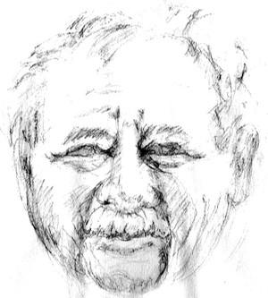 Mike Wade Drawing