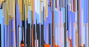 Abstract Composition 740