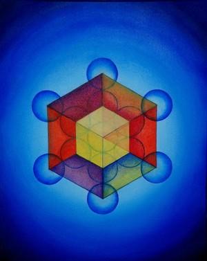 Metetrons Cube