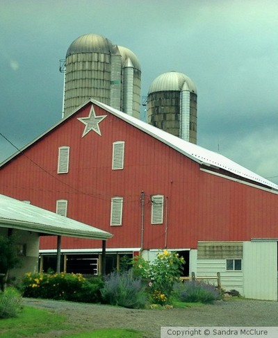 Land of Barns...Pennsylvania