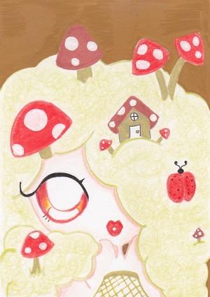 ATC - Mushroom Forest