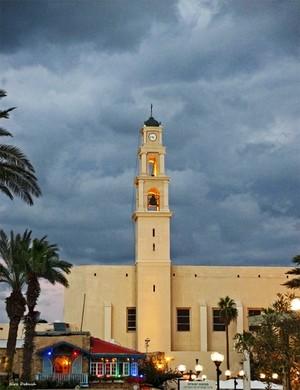 Lights in Jaffa