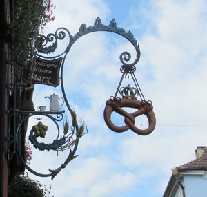 SIGNS IN ALSACE