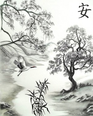 Tranquility with Kona Moringa