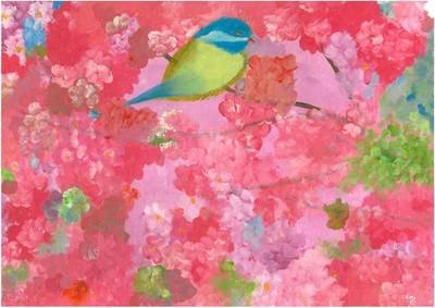 Pinky blossom