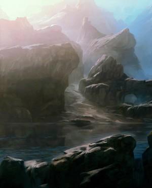 Islands of Rocks