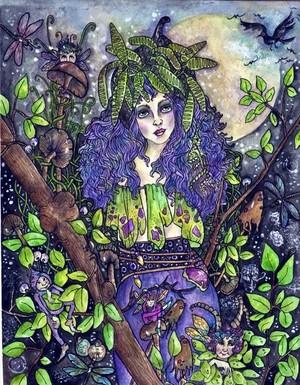 Purpollia Fairy