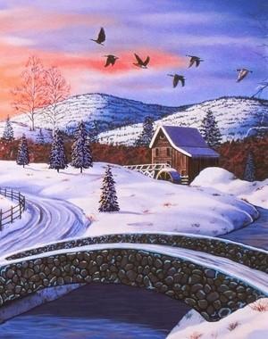 Grist Mill - 1993 - Vertical