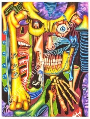 The Macabre Metamorphosis