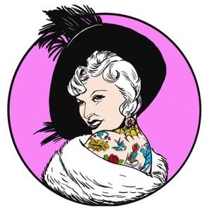 Modern Mae West