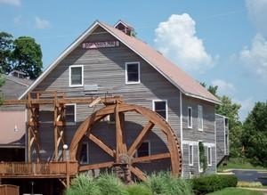 Old Johnson Mill