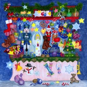 Colorful Christmas Season