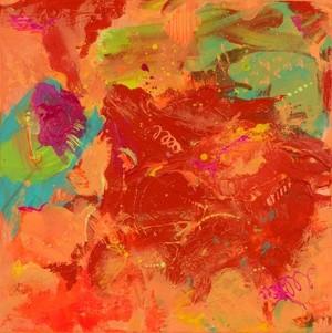 Vermilion Nebula