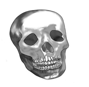 Darkside Skull