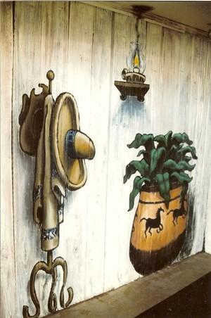 N. Murals & Commercial Work
