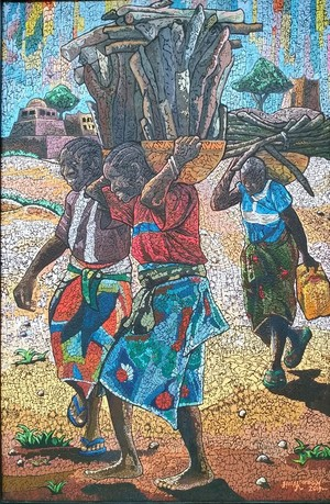 Gbagyi Women