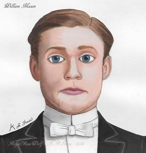 William Mason portrait