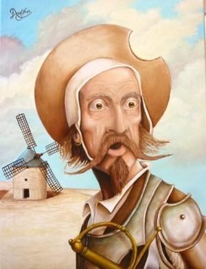 Cervantes Don Quijote de la Mancha