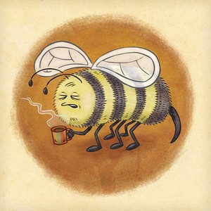 Bee, Determined