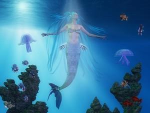 Hastune Miku (Mermaid's Song)