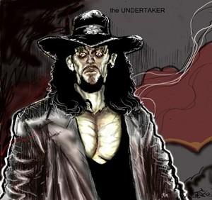 WWE fan art