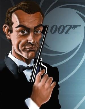Sean Connery- James Bond
