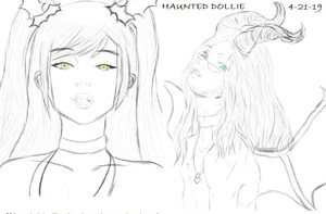 Haunted Dollie