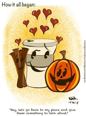 Pumpkin, Spice Latte