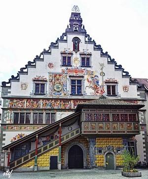 old town hall Lindau