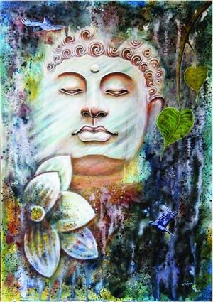 "Buddha before Enlightenment"""