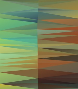 Abstract Composition 682