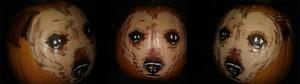 Winky Pumpkin Painting