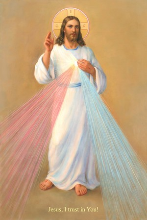 The Divine Mercy Of Jesus